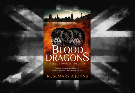 Blood Dragons Rosemary A Johns