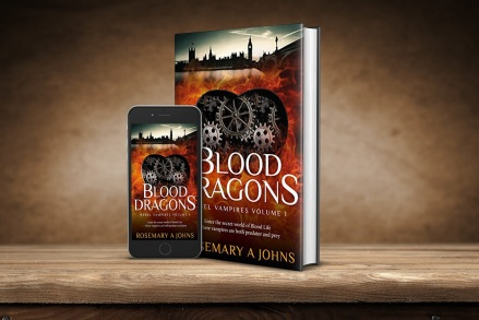 blood-dragons-print-and-iphone fantasy book rosemary a johns