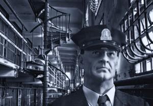 prison guard medium