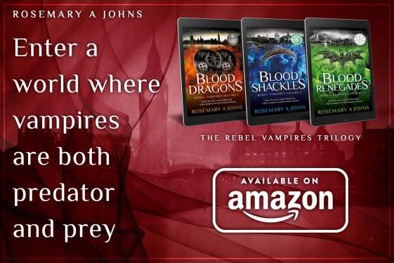 Rebel Vampires - Rosemary A Johns