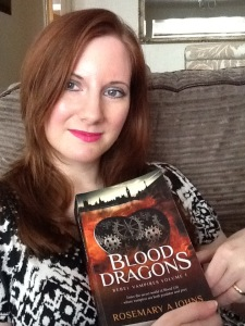blood dragons and me 1