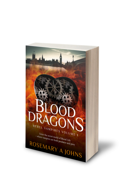 Blood Dragons Cover 3D