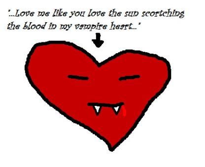 vampire-heart