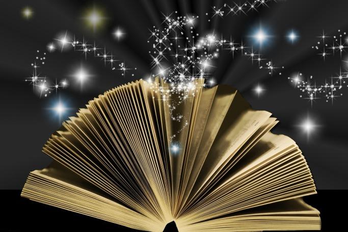 Magical book - rebel vampires - rosemary a johns