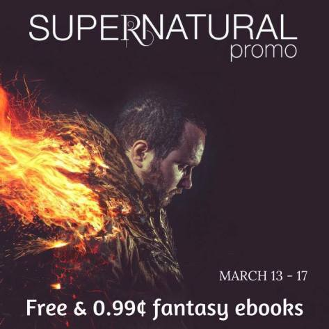 SUPERNATURAL PROMO – Fantasy and Paranormal Books on Sale