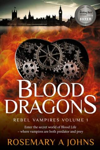 The Wishing Shelf Book Awards - Blood Dragons