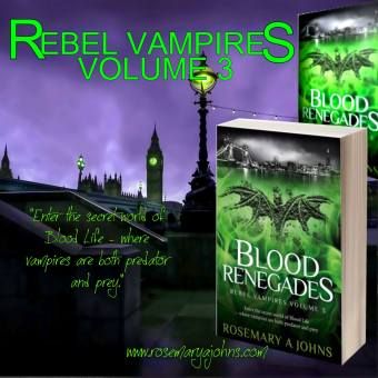 Rebel Vampires - Blood Renegades