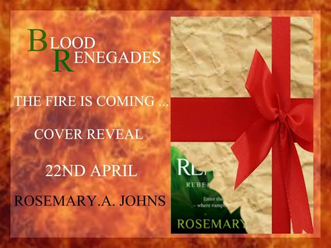 Blood Renegades - Rebel Vampires 3 - Rosemary A Johns - Vampire Series