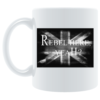 Rebel Vampires - Rebel Gear - Rebel Here mug