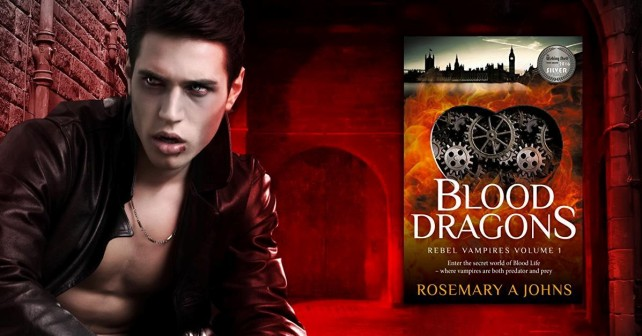 rebel vampires vampire series - Blood Dragons