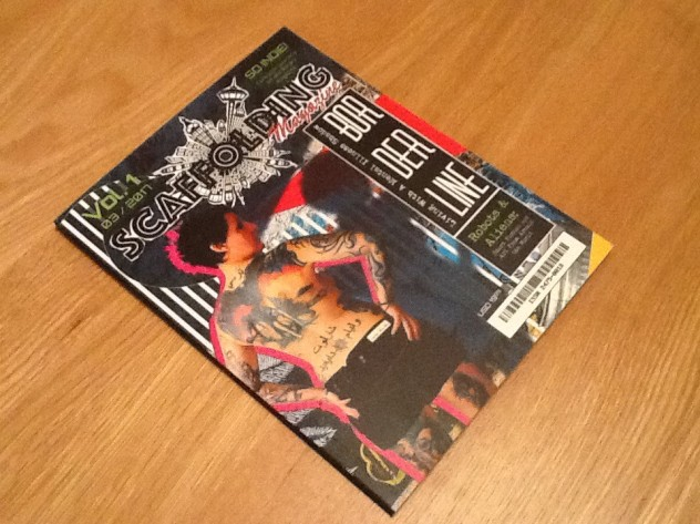Scaffolding Magazine