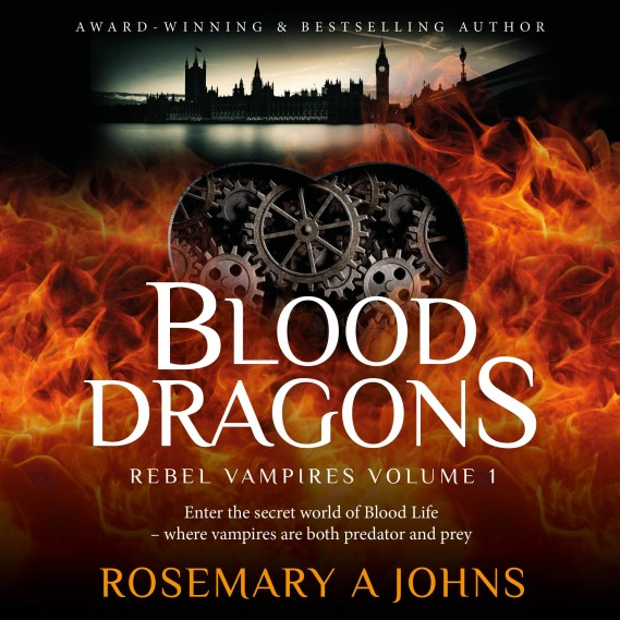 Blood Dragons. Rebel Vampires Rosemary A Johns