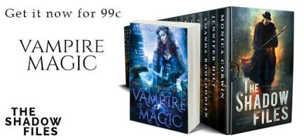 Vampire Magic and the Shadow Files