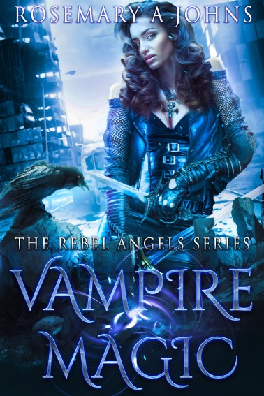 Vampire Magic - Rosemary A Johns