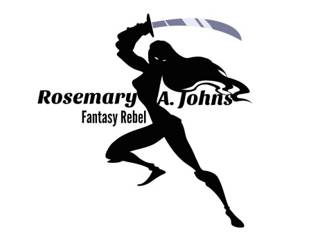Rosemary A Johns Fantasy Author