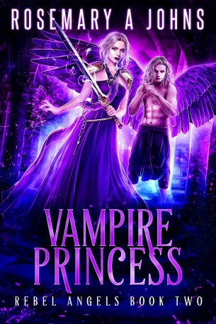 Vampire Princess by Rosemary A Johns