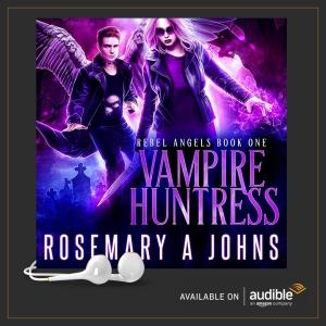 Vampire Huntress Audio Book Rebel Angels series