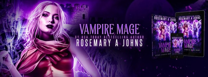 Vampire Mage - Rebel Angels by Rosemary A Johns