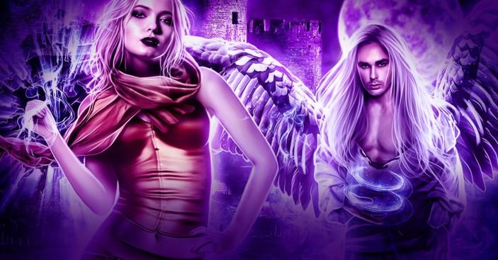 Vampire Mage in Rebel Angels Series