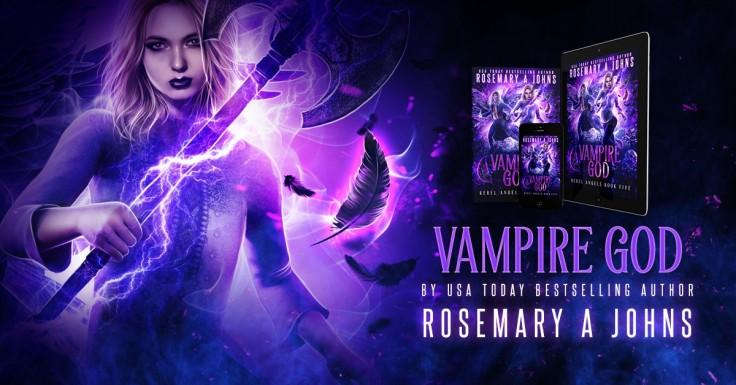 Vampire God in Rebel Angels series