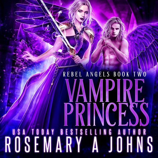 Vampire Princess Audio Book