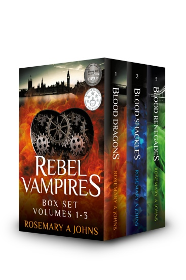 Rebel Vampires Complete Series